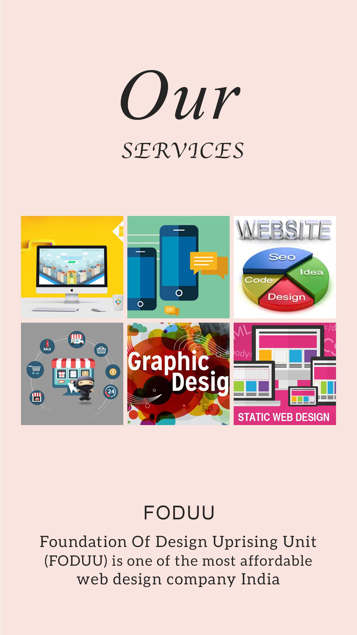 Start Your Startups With Your Own Website At The Best Affordable Market Prices For Contact Visit 91 881 73 Web Design Web Design Company Cheap Website Design