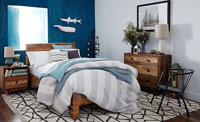 i love the west elm into the blue bedroom on westelm love the