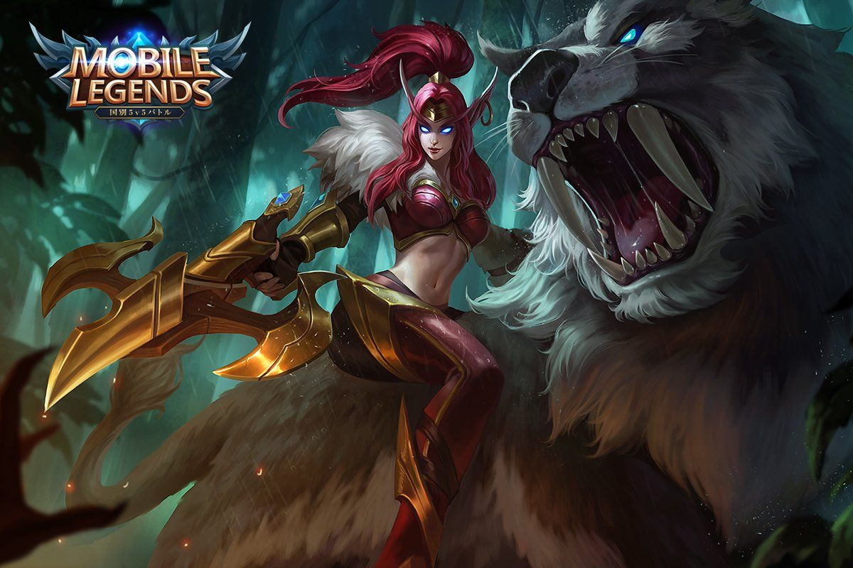 Irithel Mobile Legends Mobile Legends Mobile Legend Wallpaper Legend Games