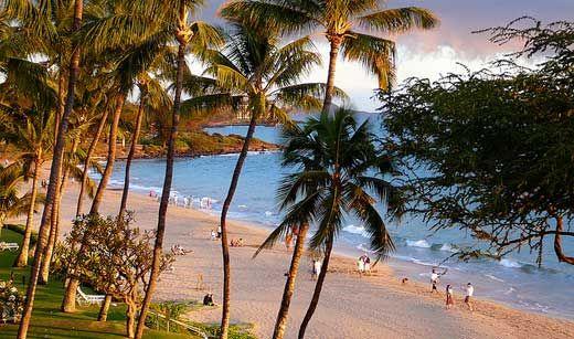 Kama'ole I, II, III Beaches, Maui