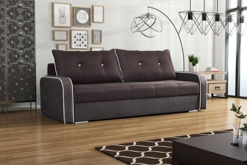 Amazing VAT INSTALMENTS 12 MONTHS FREE DELIVERY Sonia modern and fortable sofa with sleeping function Easy unfold to make a bed Top Search - Awesome 72 inch sofa Picture