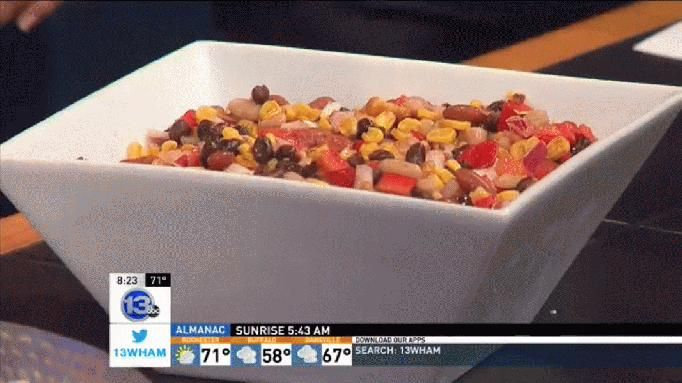 Anne Marie Egan, a dietitian with Rochester Regional Health Systems shares some healthy Memorial Day picnic ideas.