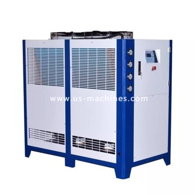 Water Cooled Industrial Chiller Machine For Storage Mixing Tank