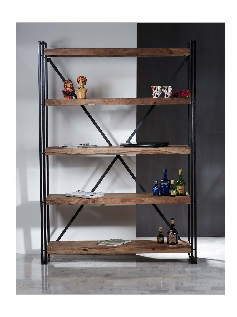 industriedesign regal panama breit m bel b ros und. Black Bedroom Furniture Sets. Home Design Ideas