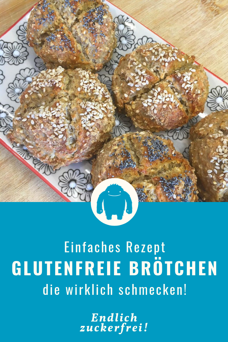 Photo of Bread rolls gluten free and still delicious!