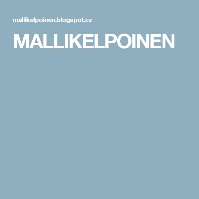 MALLIKELPOINEN