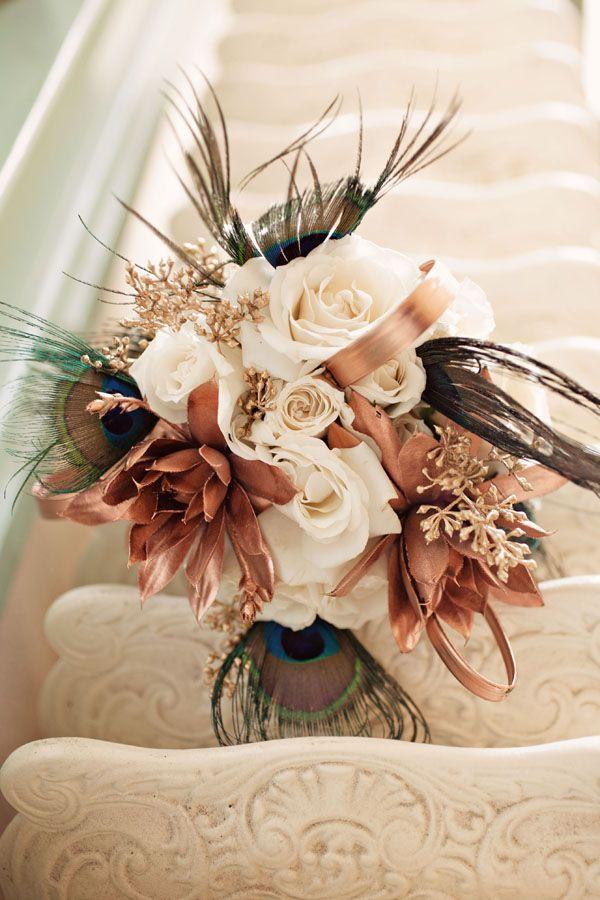 Bouquet Sposa Anni 30.Un Bouquet Per Ogni Sposa Matrimonio Color Rame Bouquet Da