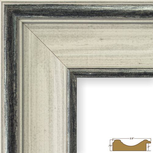 Craig Frames 80614170 16 By 20inch Picture Frame 25inch Wide Light Gray Acrylic Facing Foamcore Backing Cli Picture Frames Craig Frames Wood Picture Frames