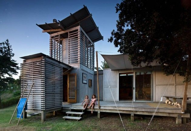 Herbst Architects/ Parnell, Auckland New Zealand