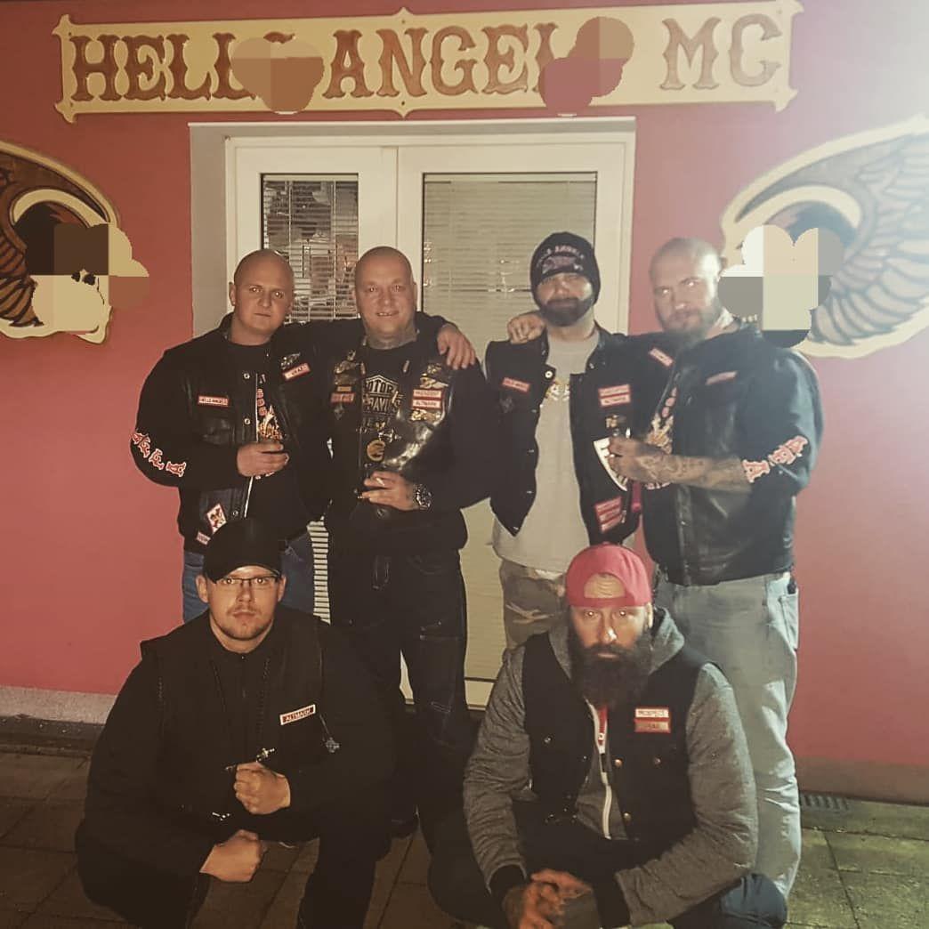 Mc karlsruhe hoffes hells angels Hells Angels