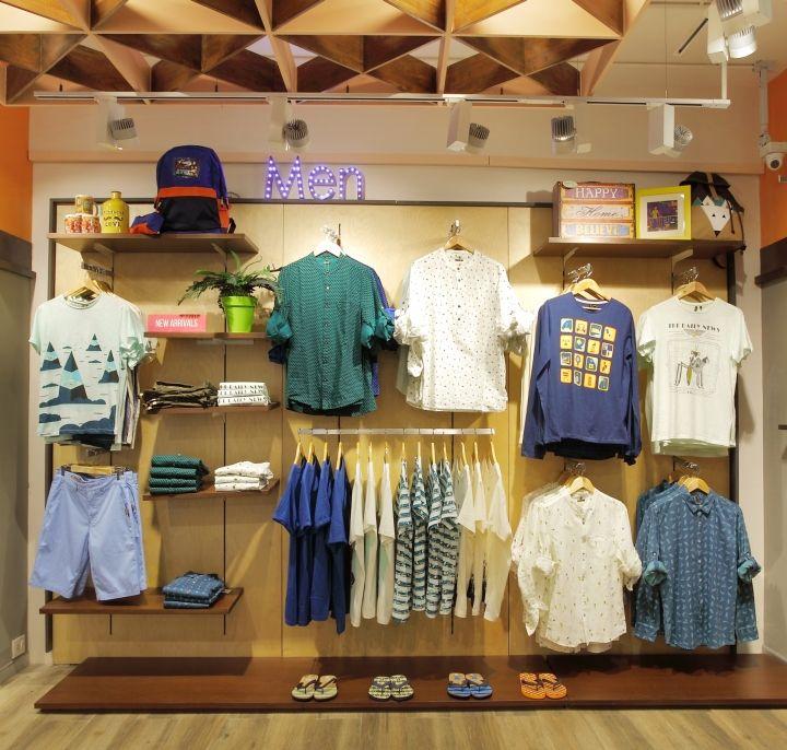 Chumbak Store V20 By 4D Bangalore India Retail Design Blog