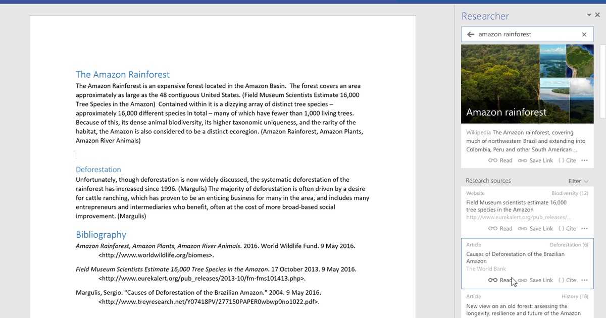 Microsoft Word Update Will Help You Write Better Research Papers Logiciel Appli Numeriques