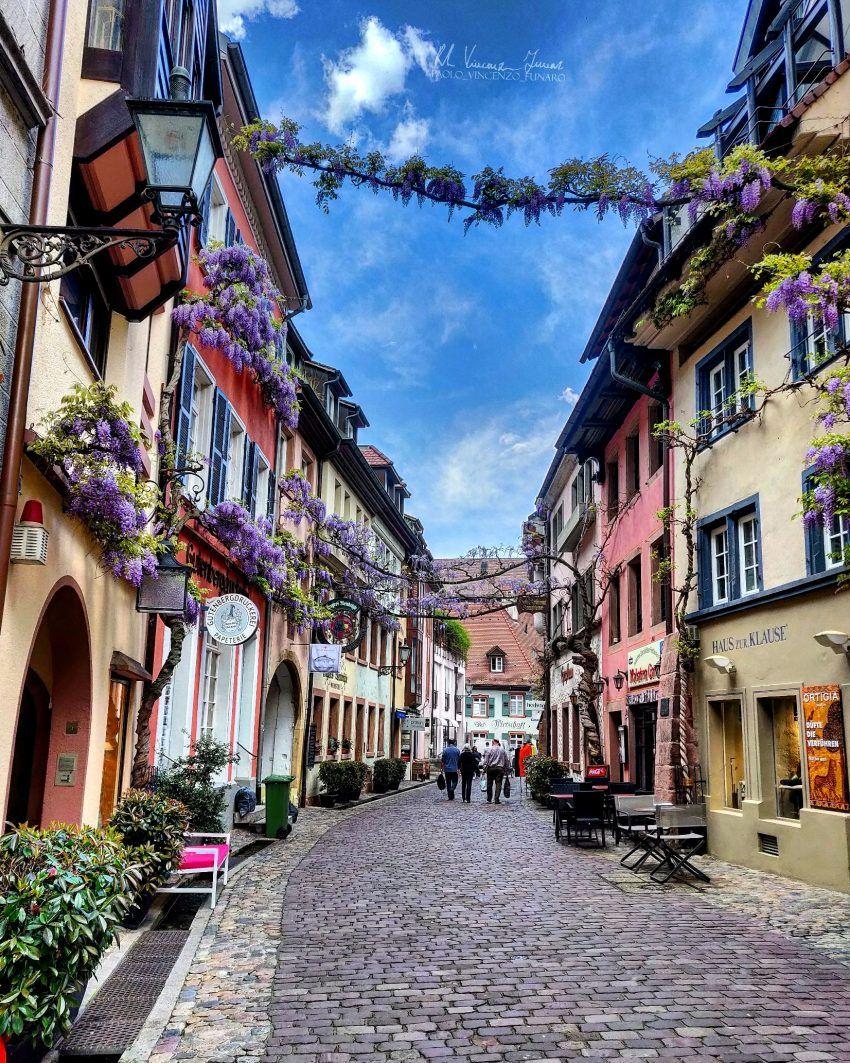 Die 11 schönsten Straßen in Freiburg