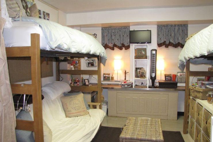Brumby Hall Uga Dorm Rooms