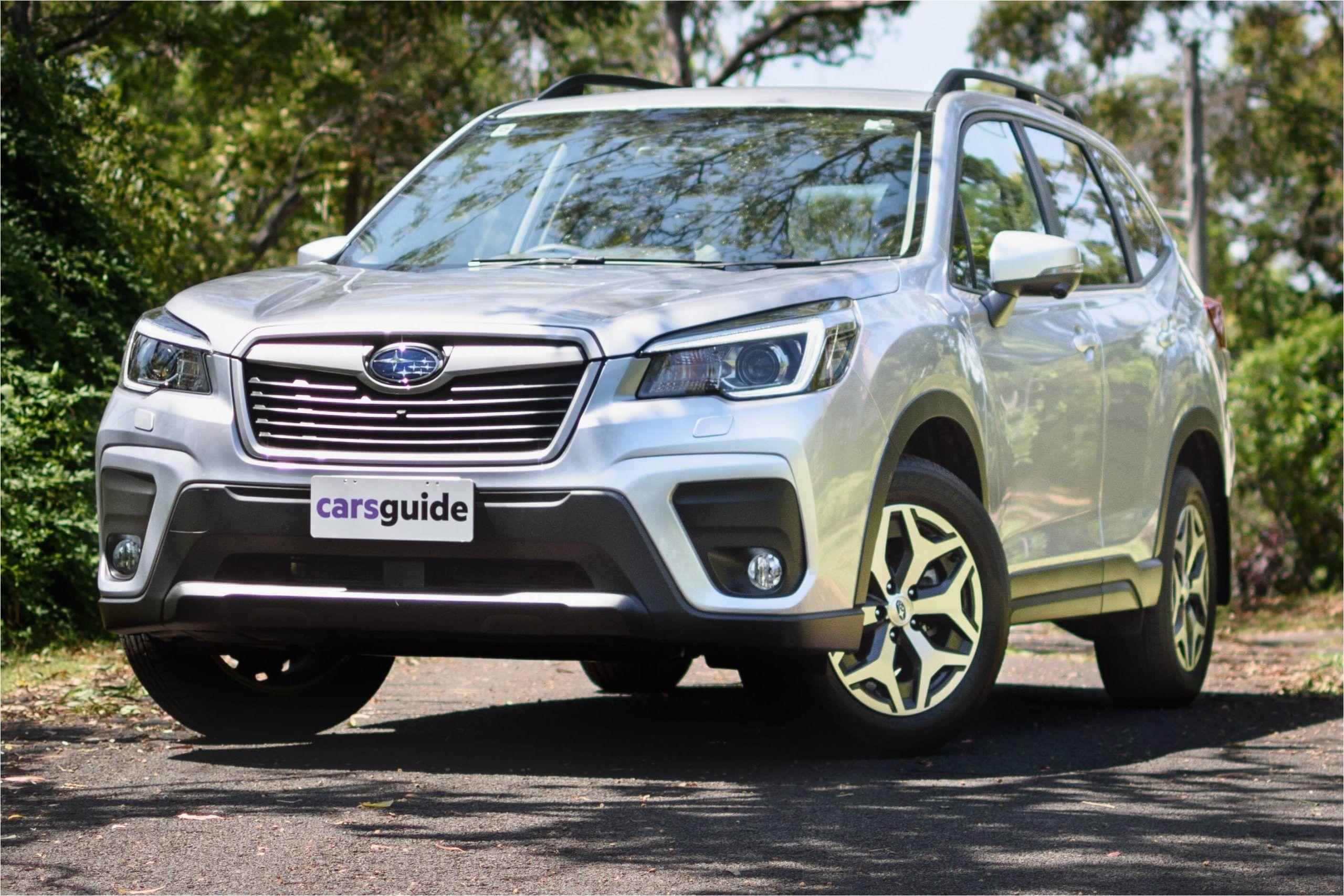 Subaru Forester 2020 Australia