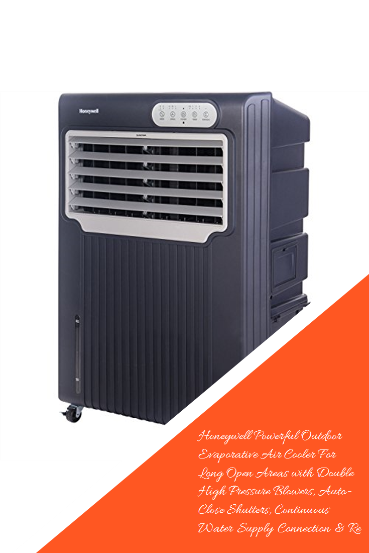 Honeywell Powerful Outdoor Evaporative Air Cooler For Long