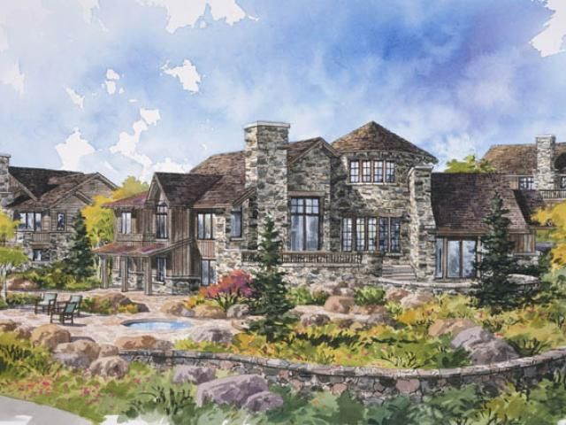 Build my dream home just like this one. $1,670,000, 9272 DYE CABINS DR  Park City UT 84098, Listing #950523 By Summit Sotheby's International