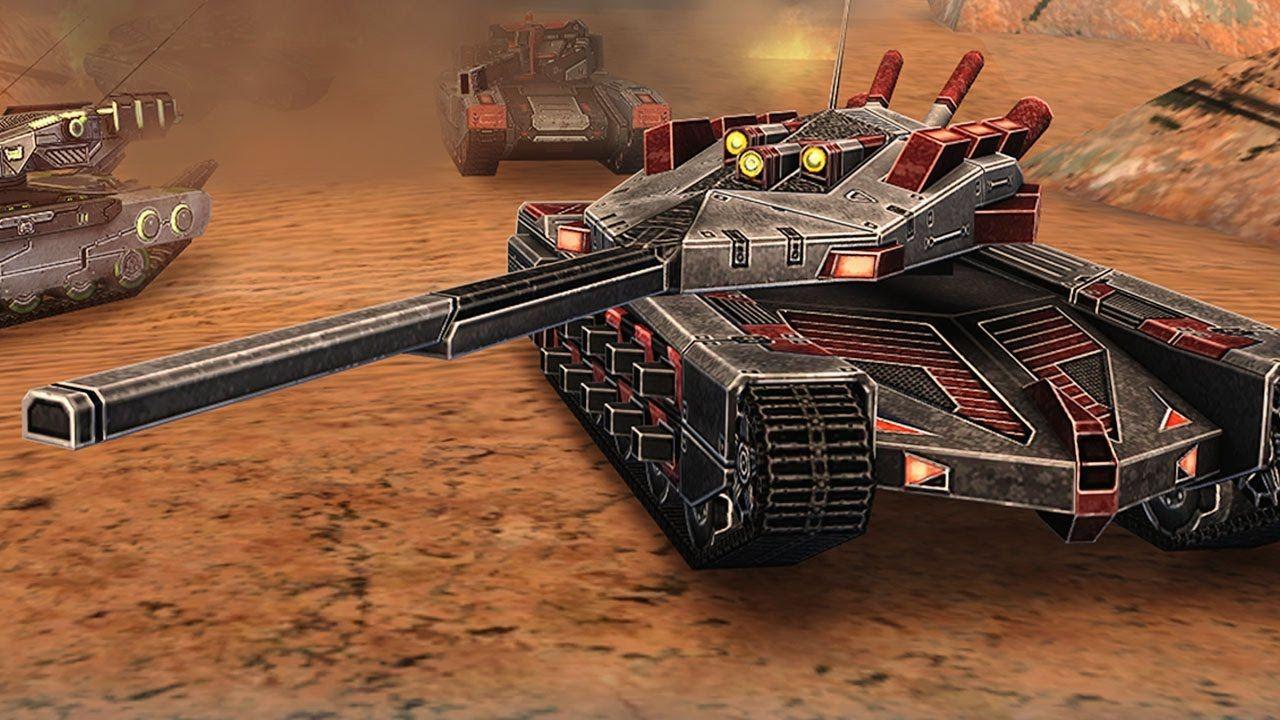 Future Tanks Armored War Machines Free Online Game best