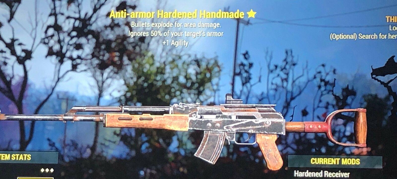 Video Game Merchandise 38583: Anti-Armor Explosive Handmade Rare New
