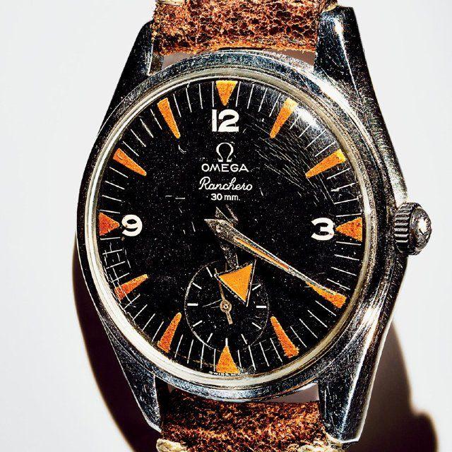Omega Ranchero 1958
