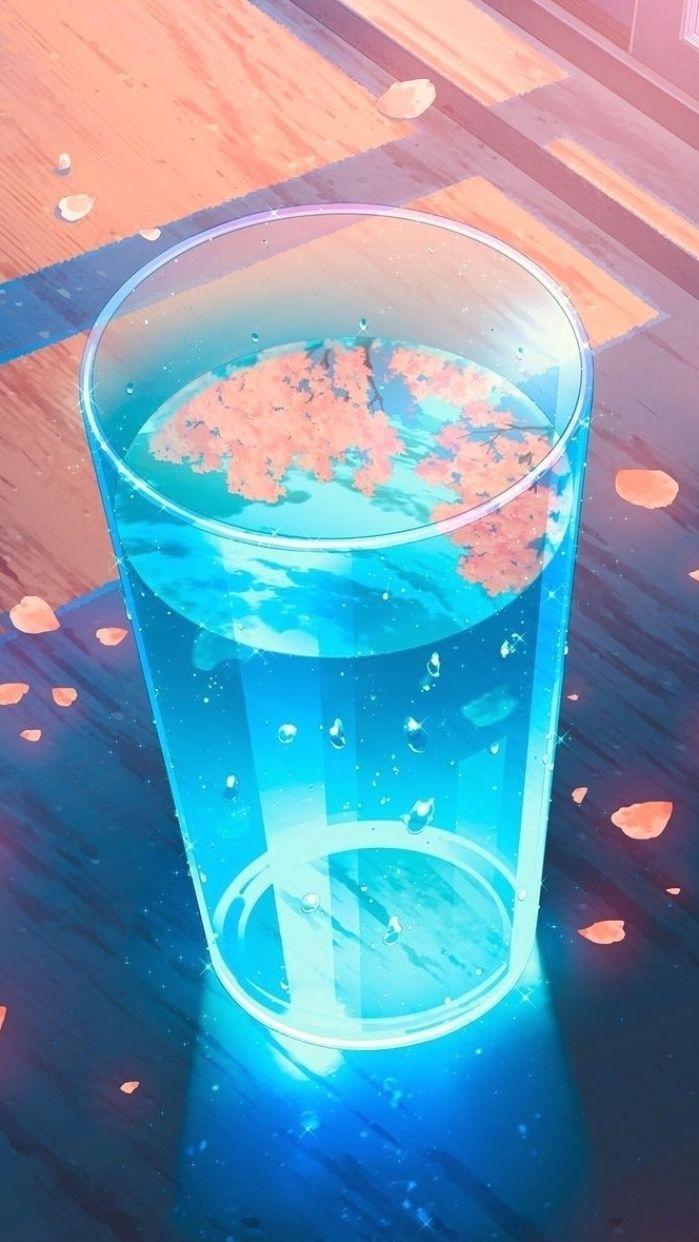 Sakura water