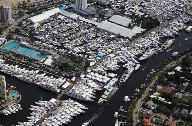 The Top 24 Yachts at the Fort Lauderdale Boat Show
