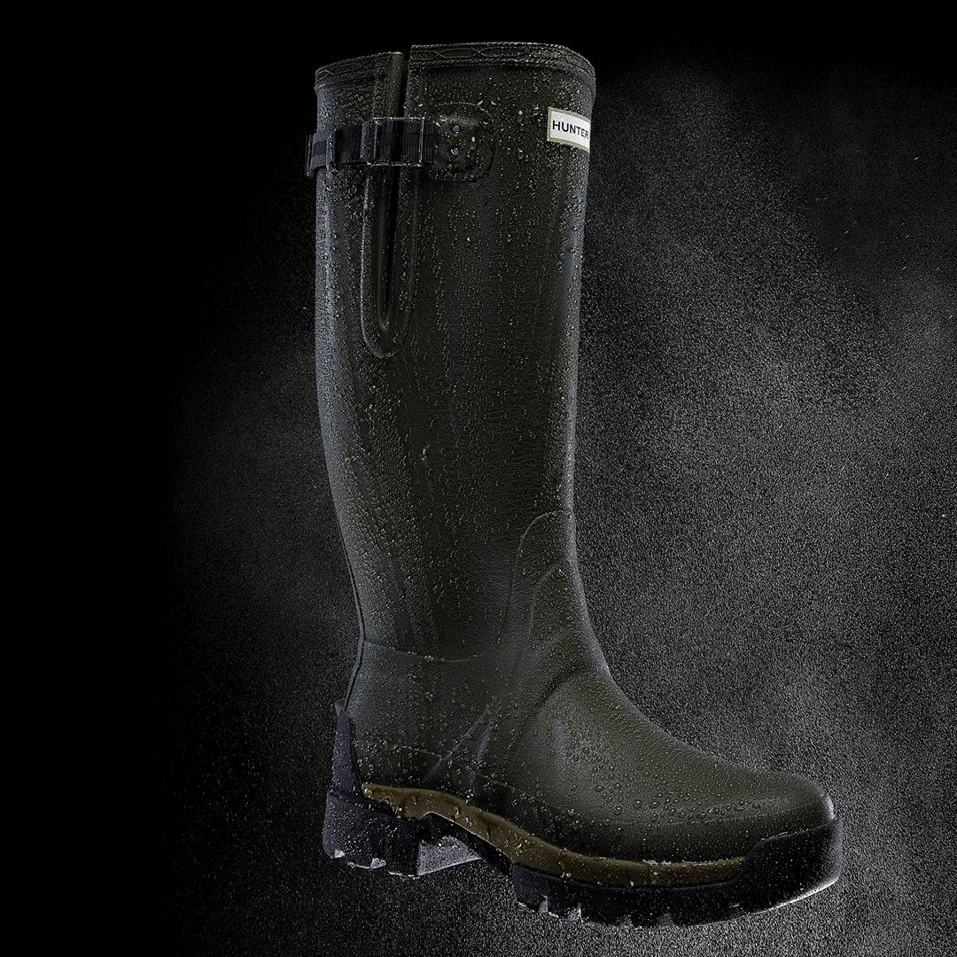 laest technology new release wide selection of designs Men's balmoral bamboo carbon wellington boots in 2019 | The ...