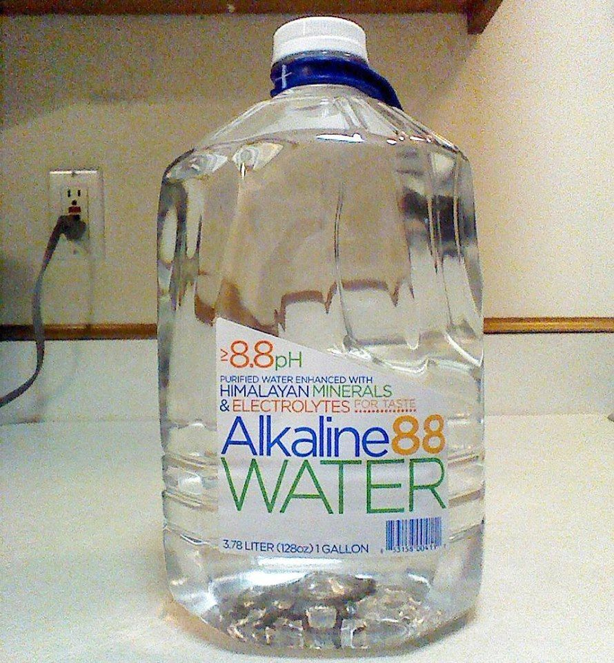 Pin On Alkaline Water