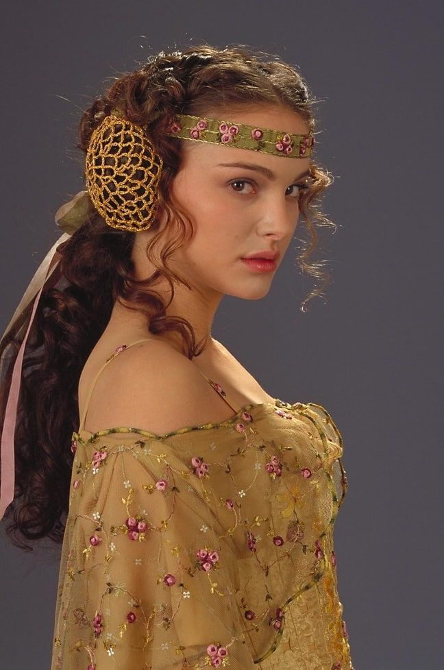 Satisfy Your Star Wars Addiction By Drooling Over Queen Amidala's Costumes