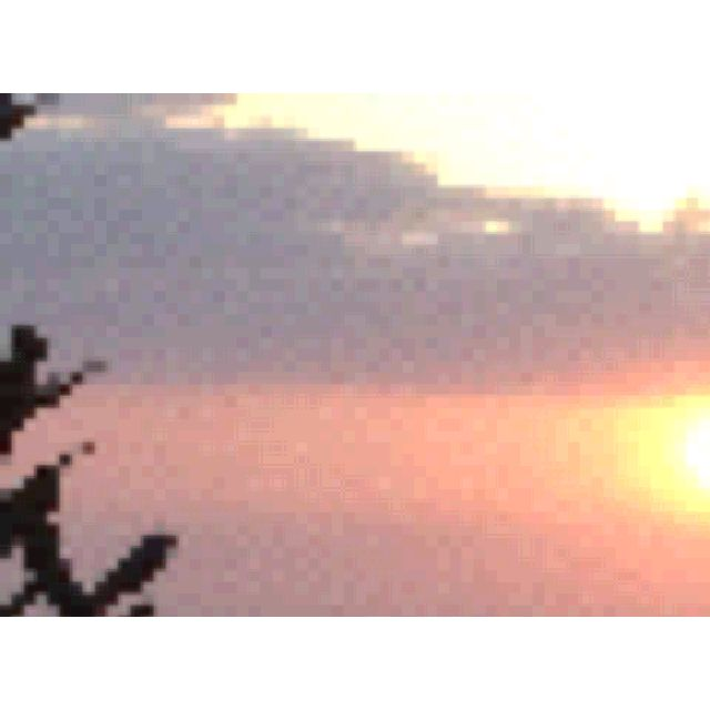 Sunset from my Hale!!:)