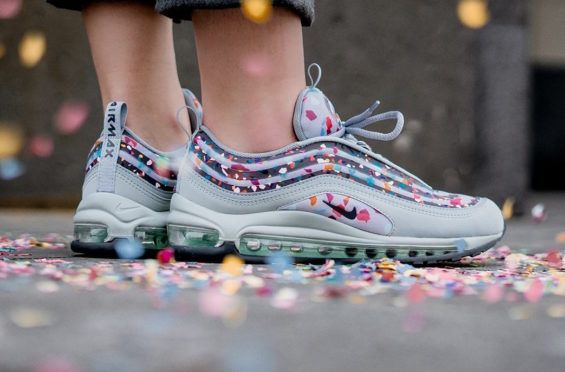 Celebrate With The Nike WMNS Air Max 97 Ultra Confetti This