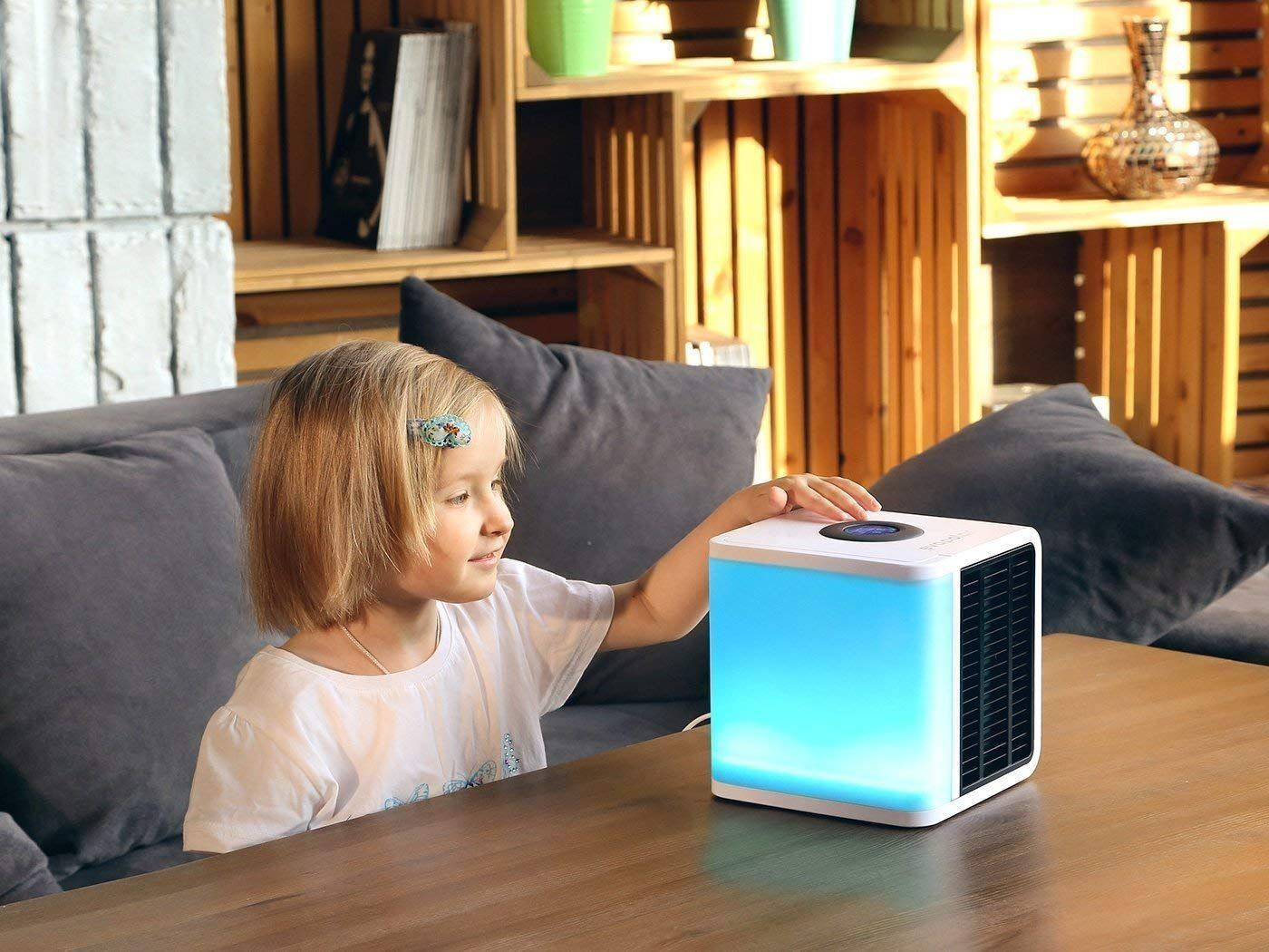 Portable Personal Air Cooler Portable cooler, Air cooler