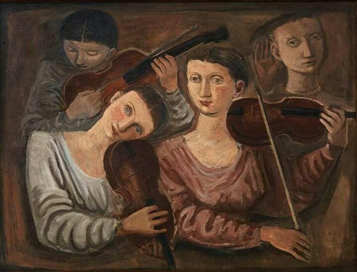 Massimo Campigli - violini 1934