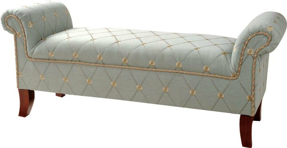 Pin by Jackie Harris on linen | Furniture, Upholstered bench ...