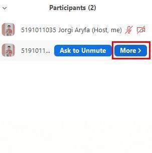 cara membuat co host zoom meeting