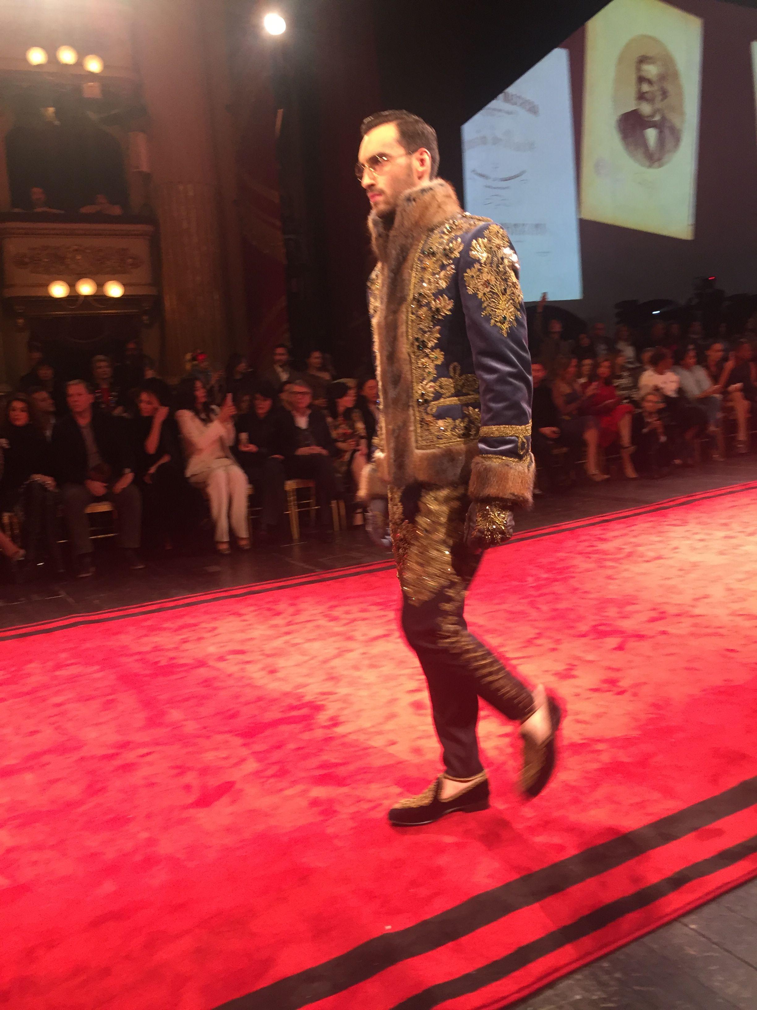 Dolce Gabbana Alta Sartoria 2017