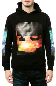 LATHC The Thermal Space Hoodie in Black