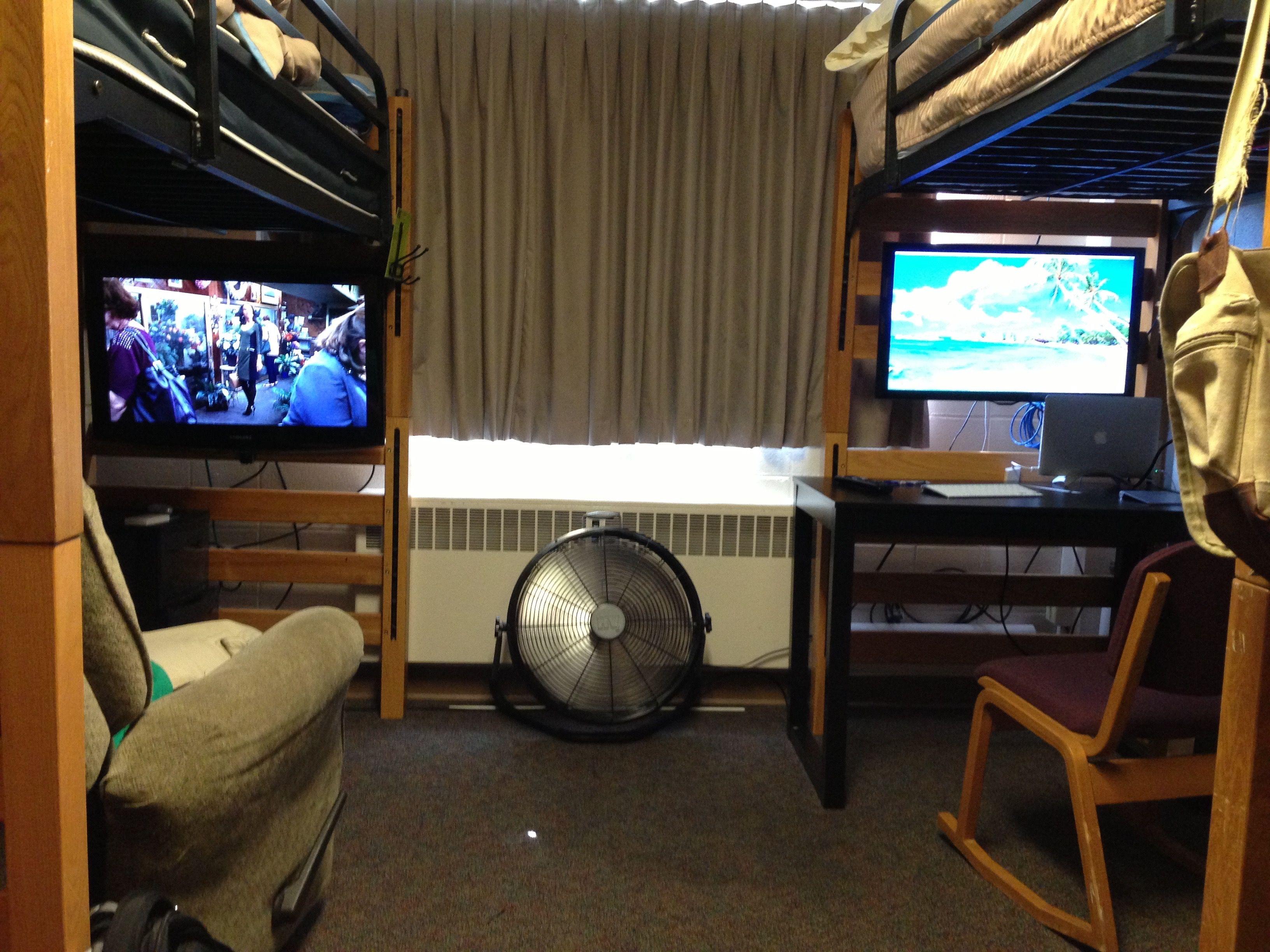 Pin By Huk Tv Mounts On Huk Tv Mounts Guy Dorm Rooms Lofted Dorm Beds Dorm Living