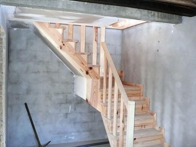 Image Result For Stairs With 90 Degree Turn At Top And A Landing