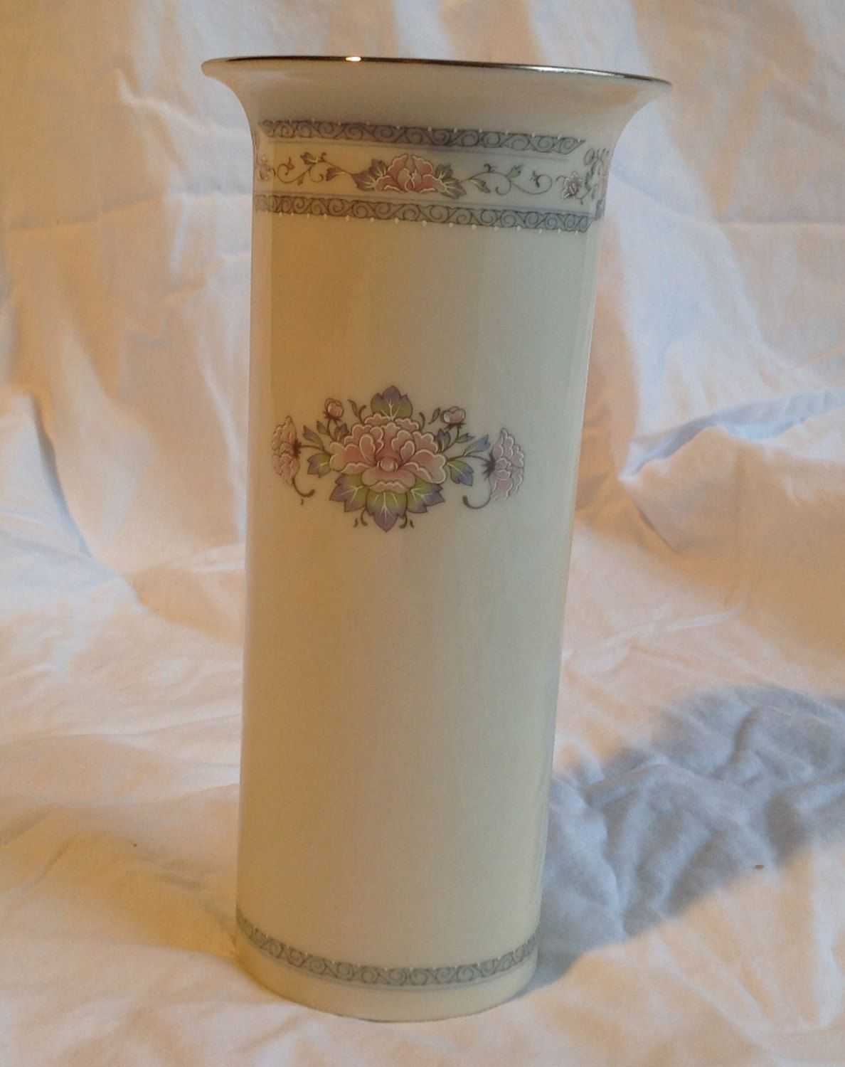 Lenox Vase by HickoryAcres on Etsy