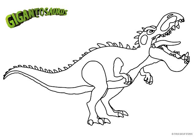 Pin By Gradi Alex On Copii Dinosaur Crafts Disney Junior Easy Drawings