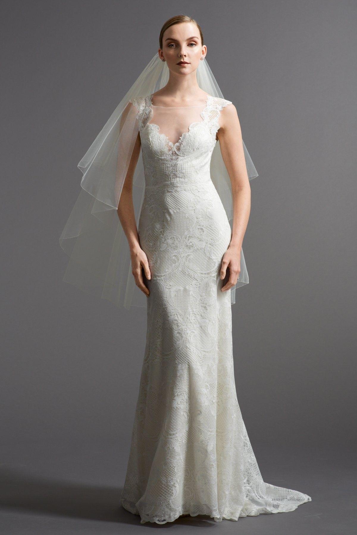 Watters bridals viv gown style b watters watters