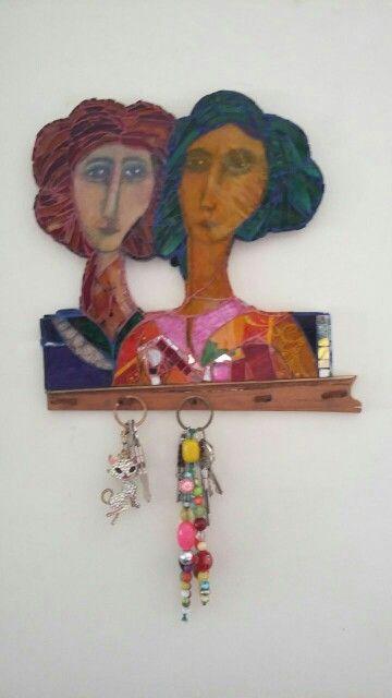 Damas de llaves Gloria Rendón