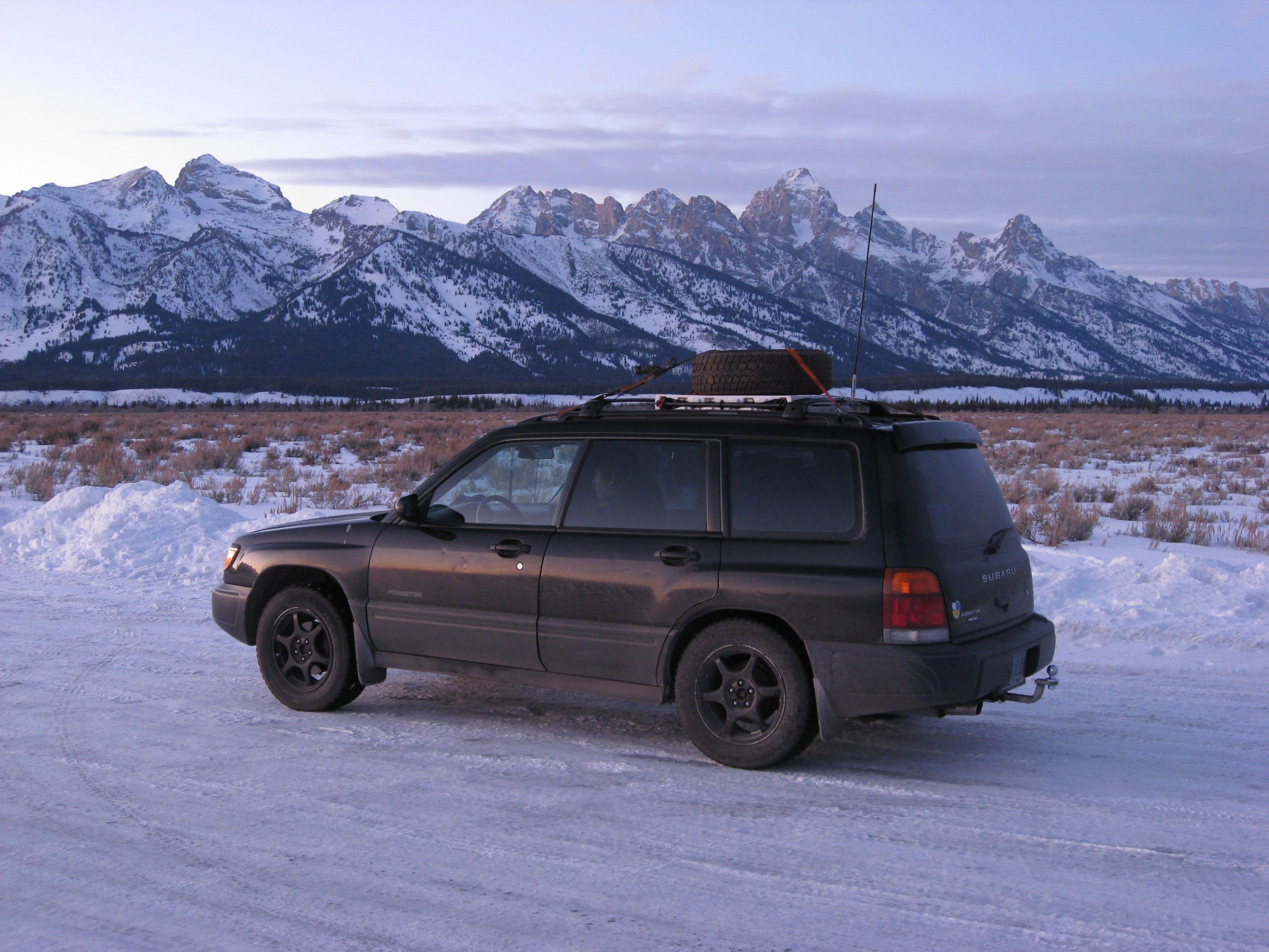 Pic post favorite off road pictures subaru forester owners forum