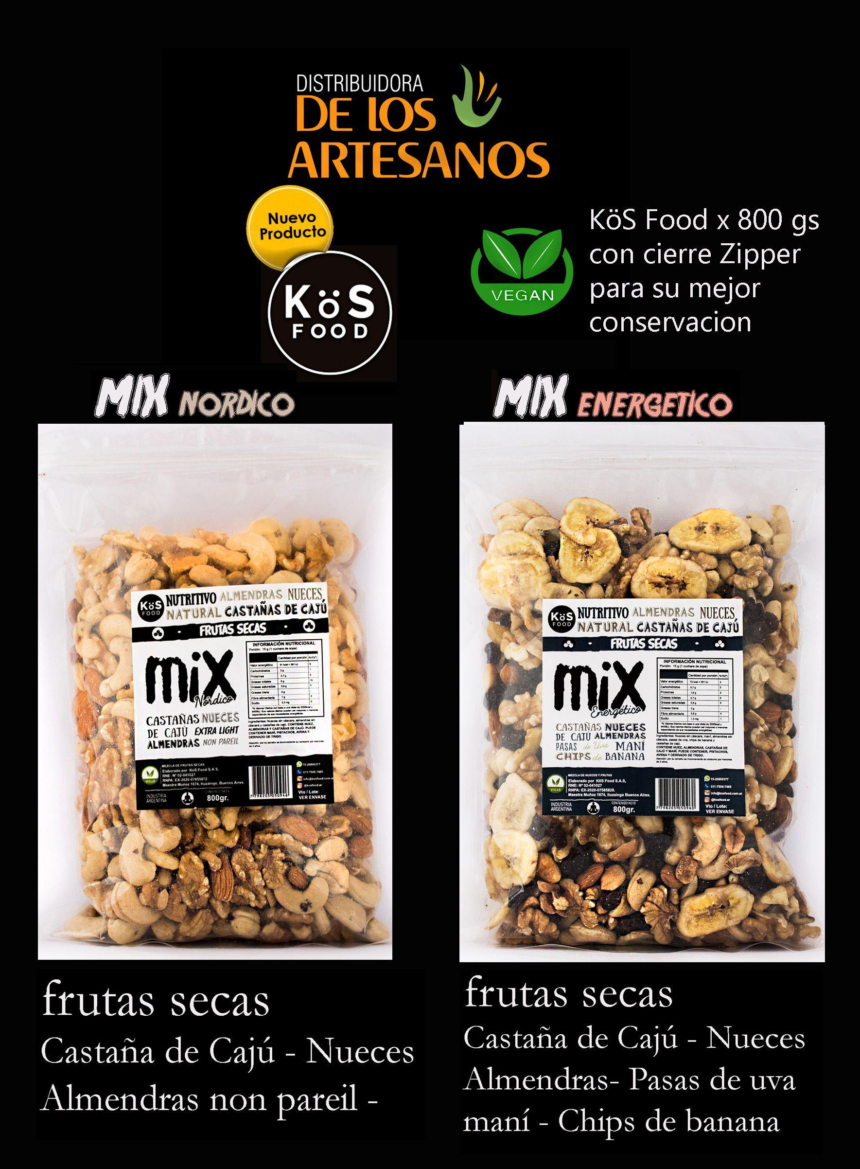 Frutas Secas Veganas Kös Food Nordico Energetico Distribuidora De Los Artesanos Fruta Seca Recetas De Comida Nutritivo