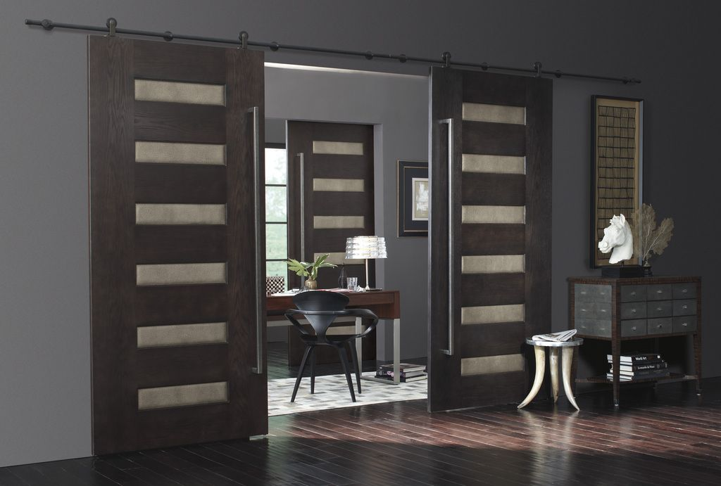 Modern wooden door stile and rail trustile archdaily materials