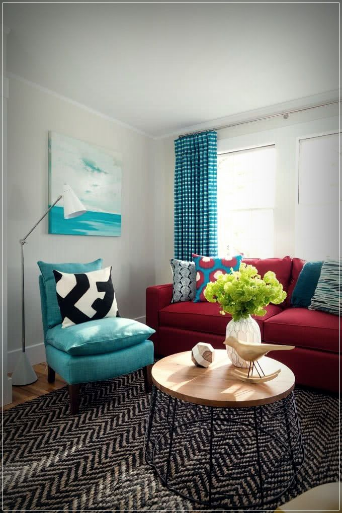 Colors for rooms 2019: photos and perfect ideas | Sitting ...