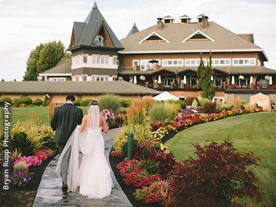 The Reserve Vineyards Golf Club Aloha Oregon Wedding Venues 1