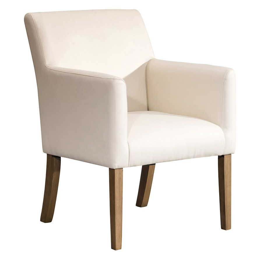 Homepop Lexington Faux Leather Dining Chair In 2019