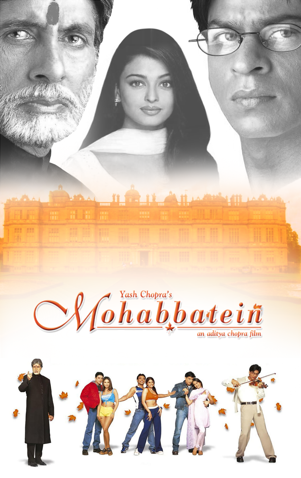 mohabbatein poster Unique wedding receptions, Beautiful